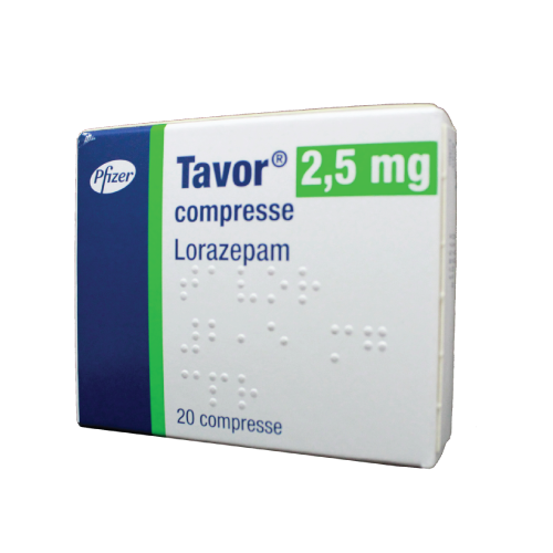 5 mg tavor